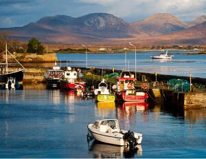 Galway Harbour - Explore Study in Ireland by Education in Ireland North America