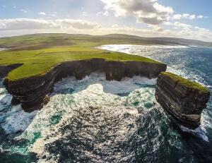 Wild Atlantic way - Education in Ireland North America